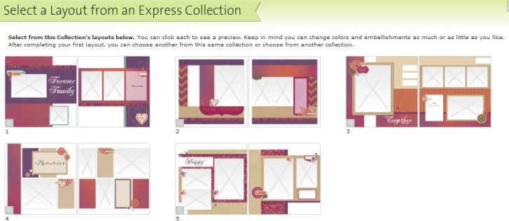 Sangria Express collection