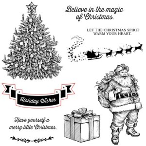 D1666 Believe in Santa
