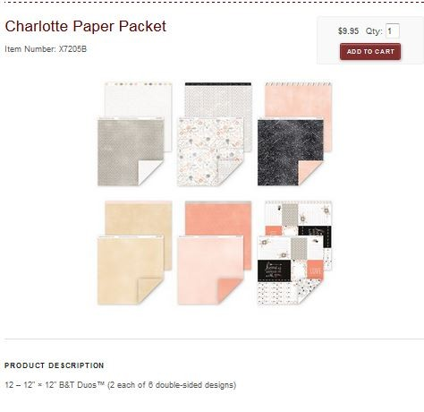 New Paper Packs Charlotte