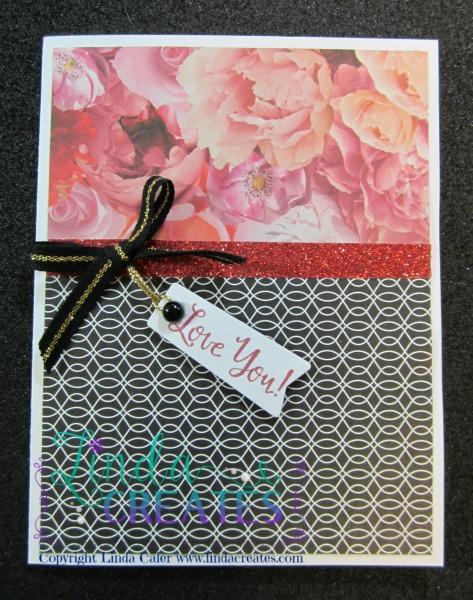 S1601 Card 1