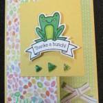 TAB Frog Card wm