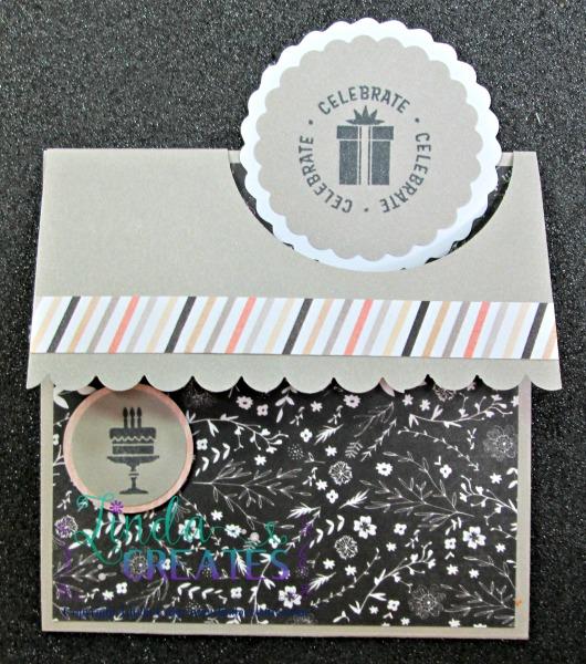 Charlotte Gift Card holder