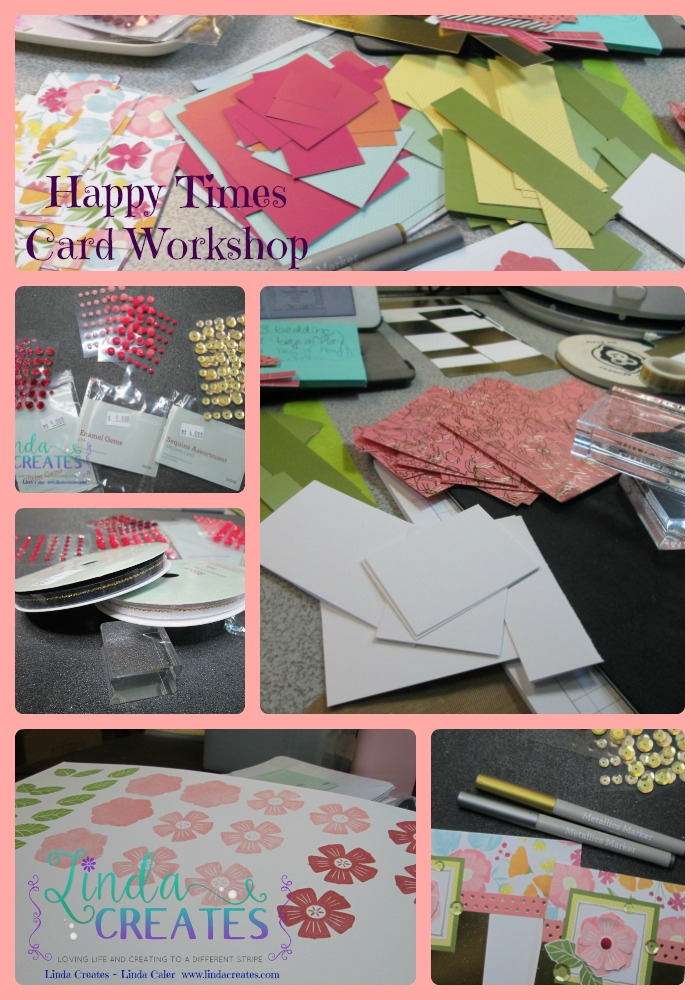 Happy Times wm Collage