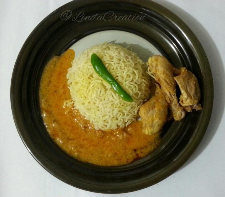 Goan Chicken Gravy