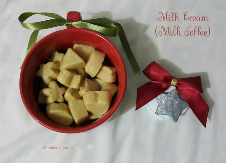 Milk Cream (Milk Toffee)