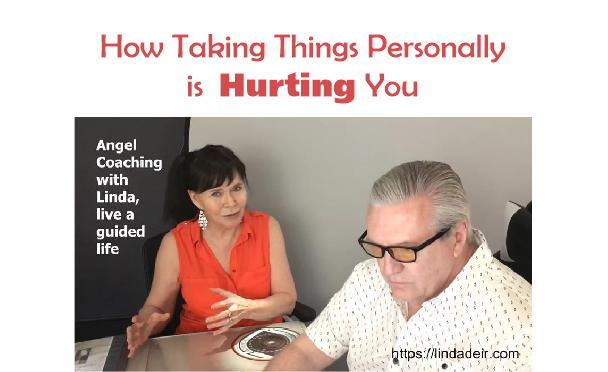 How Taking Things Personally is Hurting You