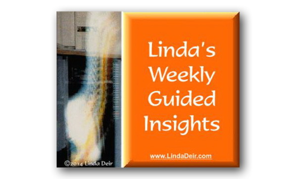 Sign Up to Linda's Weekly Guided Insights