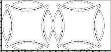 Double Wedding Ring Quilt Templates
