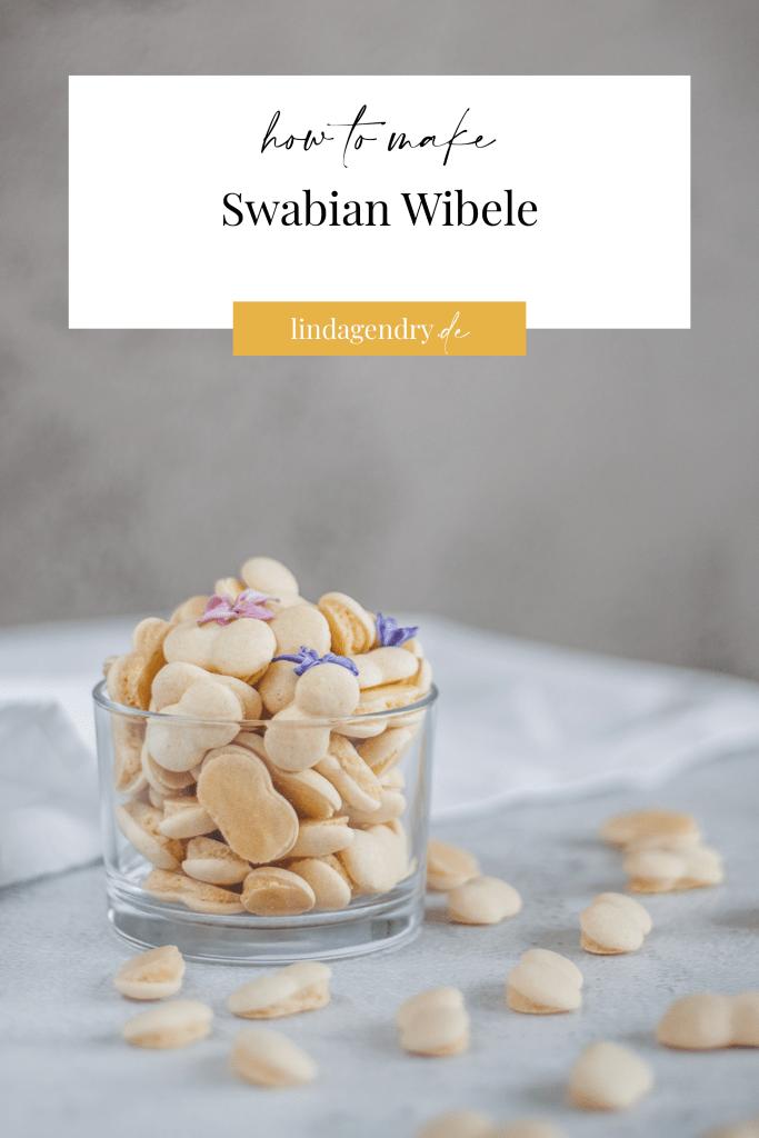Swabian Wibele Pinterest