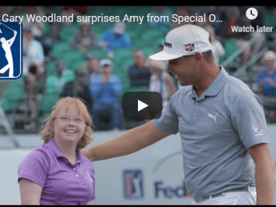 Amy Bockerstette's viral moment reveals an invaluable lesson about golf—and life