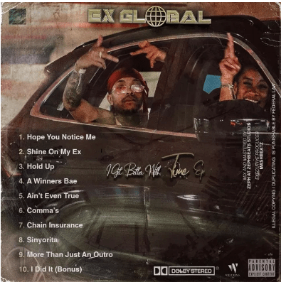DOWNLOAD EX GLOBAL – I GET BETTER WITH TIME