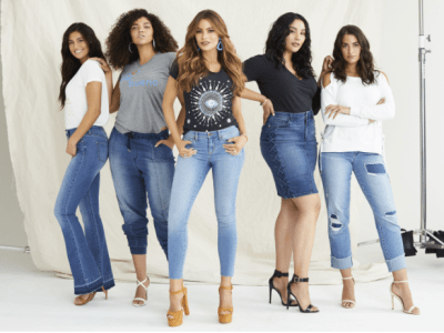 'Sexy and cute:' You'll find some seriously flattering styles in Sofia Vergara's $30 denim line