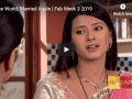 Zee World: Married Again | Feb Week 3 2019