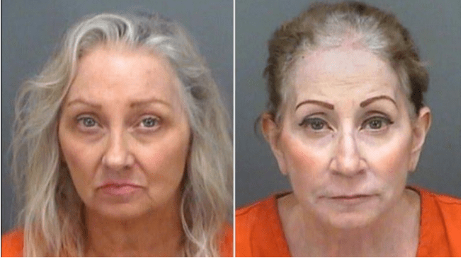 Sisters allegedly killed elderly dad in 'perfect murder' plot then covered it up for years: Sheriff