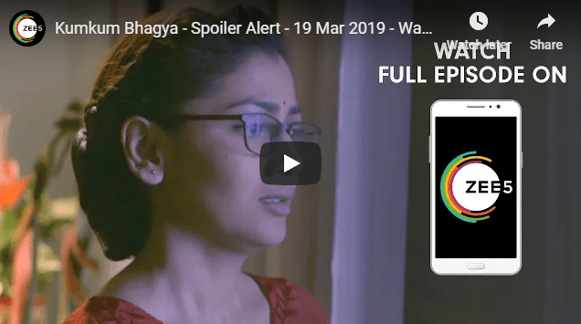 Kumkum Bhagya - Twist of Fate Spoiler Alert - 19 Mar 2019
