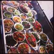 Spicy Hunan food in Changsha