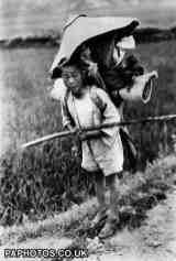 Korean War refugee