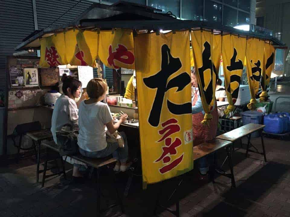 traditional yatai