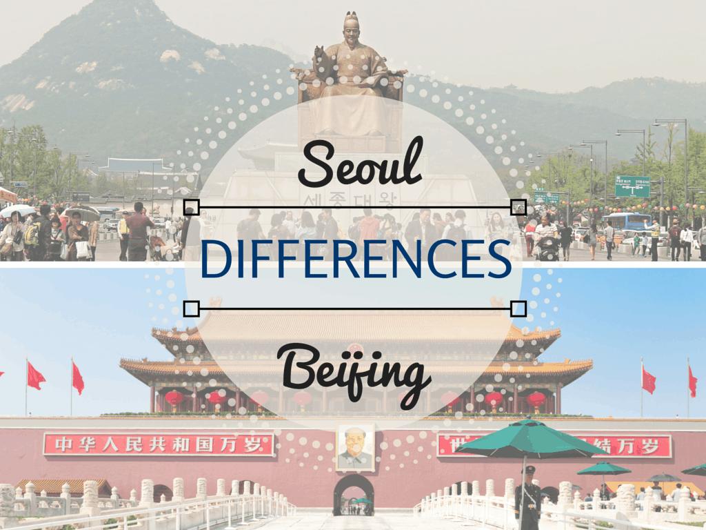 Seoul Beijing