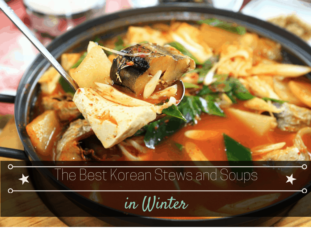 Stews and Soups in Winter