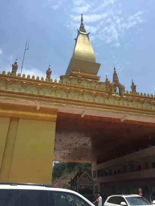 China - Laos Border Crossing   Linda Goes Eeast