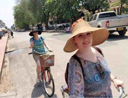 Laos Linda Goes East