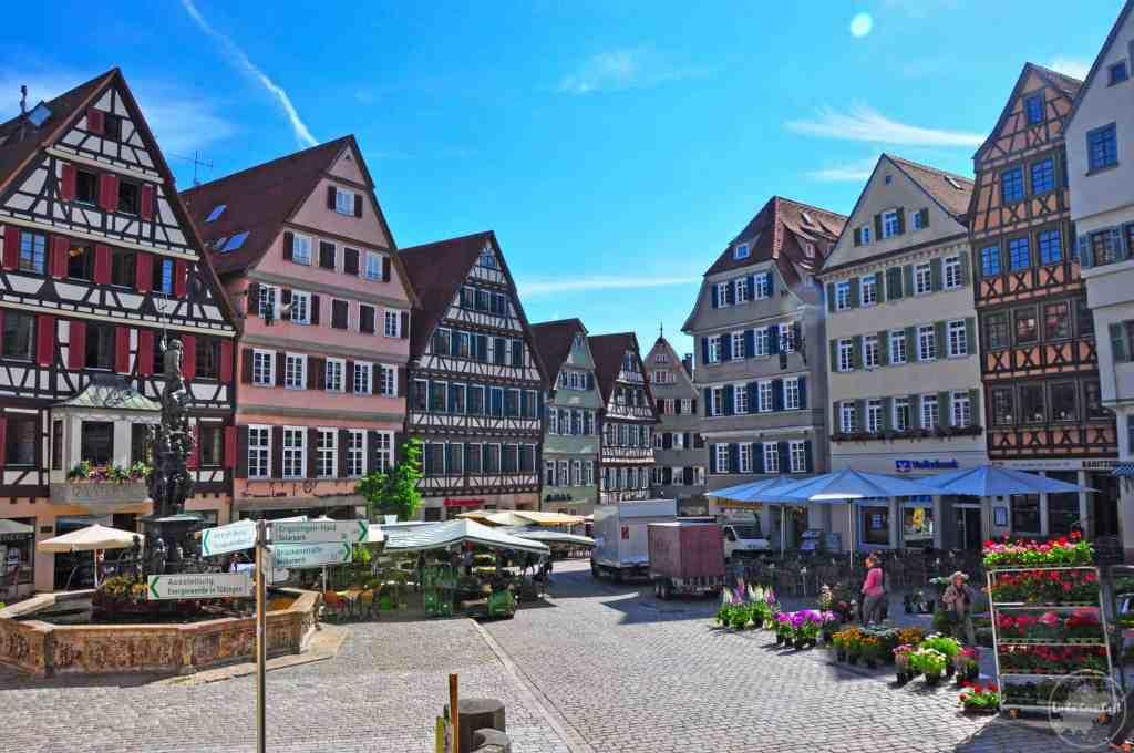 Tübingen | Linda Goes East