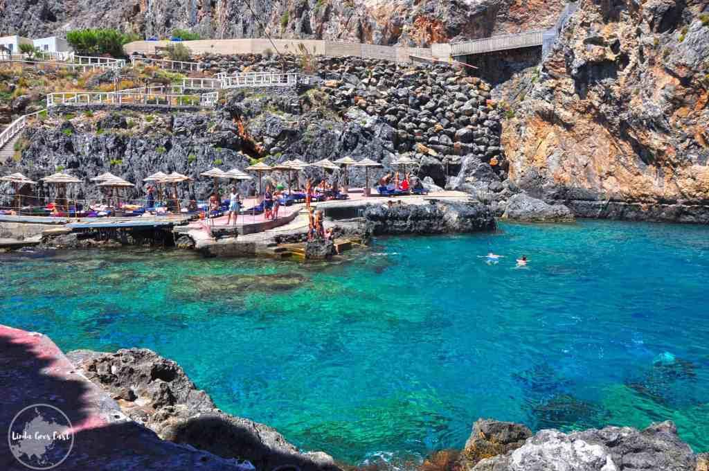 Scuba-Diving Spot ON Crete