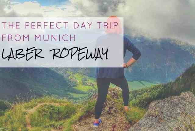 Laber Ropeway in Oberammergau - The Perfect Day Trip From Munich
