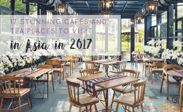 17 Unique Cafés in Asia To Visit in 2017