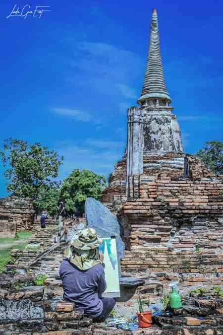 Day Trip Guide - Train From Bangkok to Ayutthaya