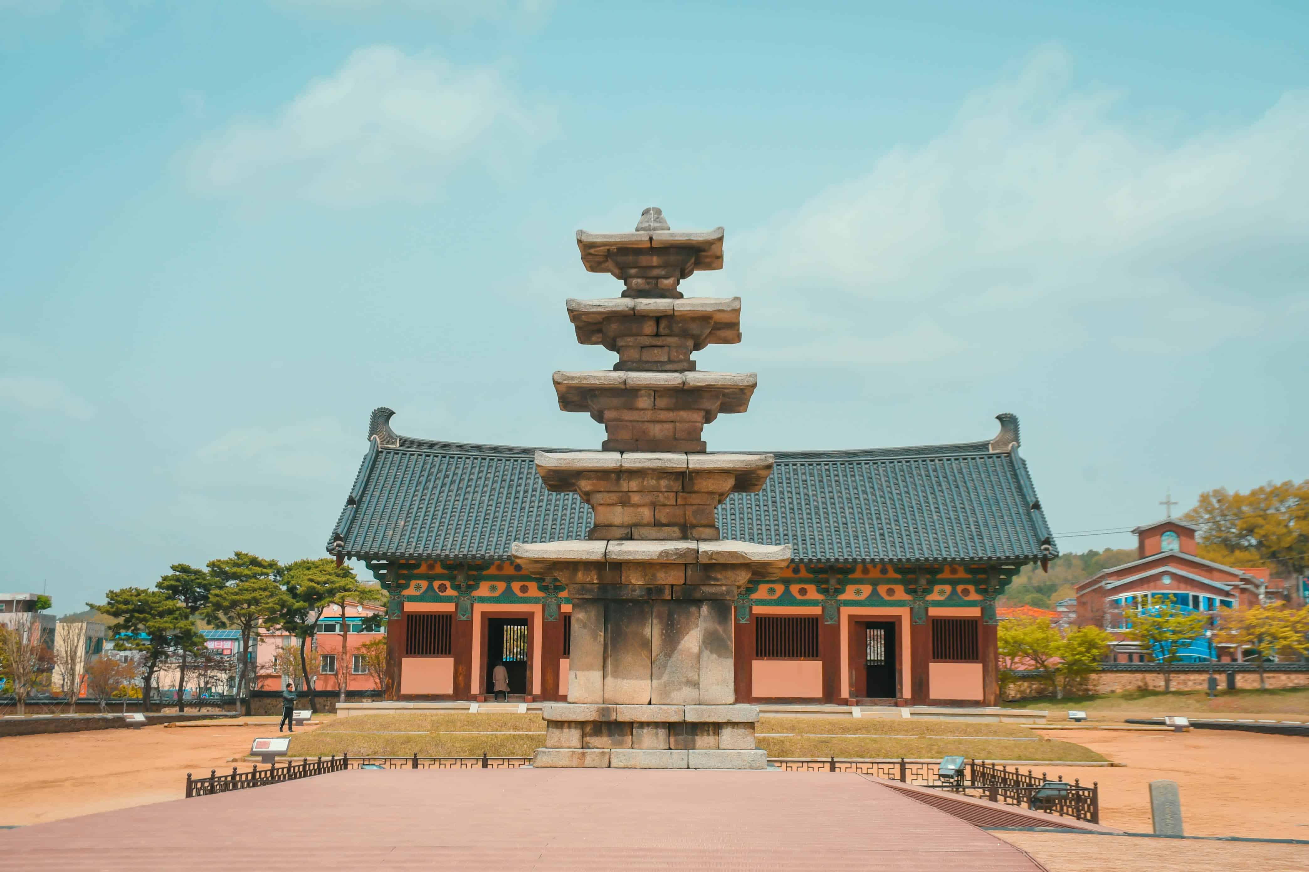 Buyeo Temple