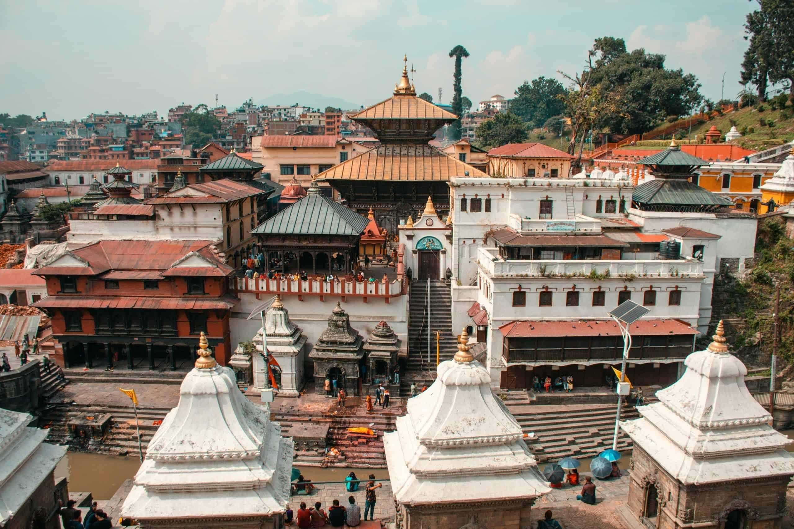Shri Pashupatinath Temple Kathmandu