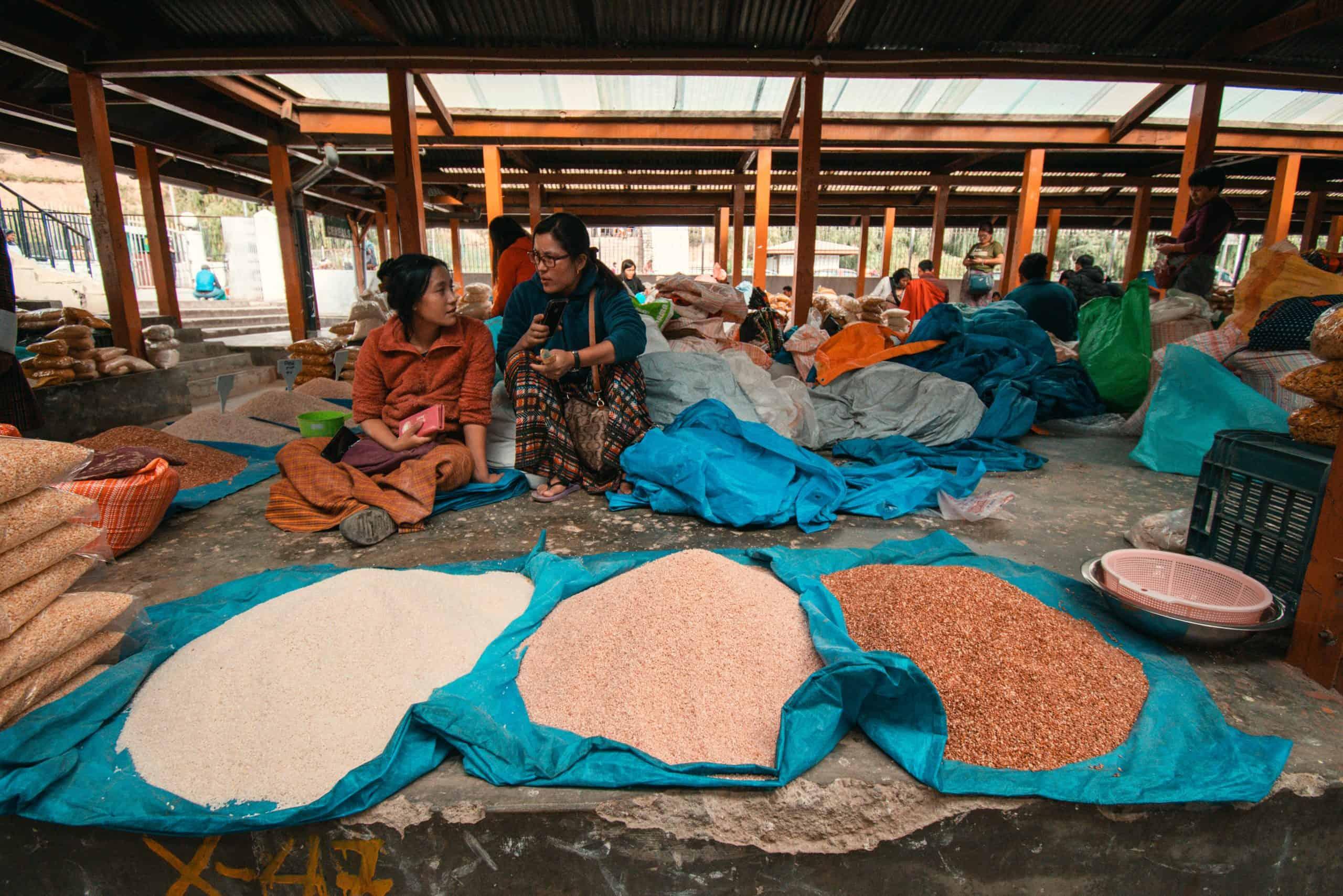 Bhutanese Red Rice