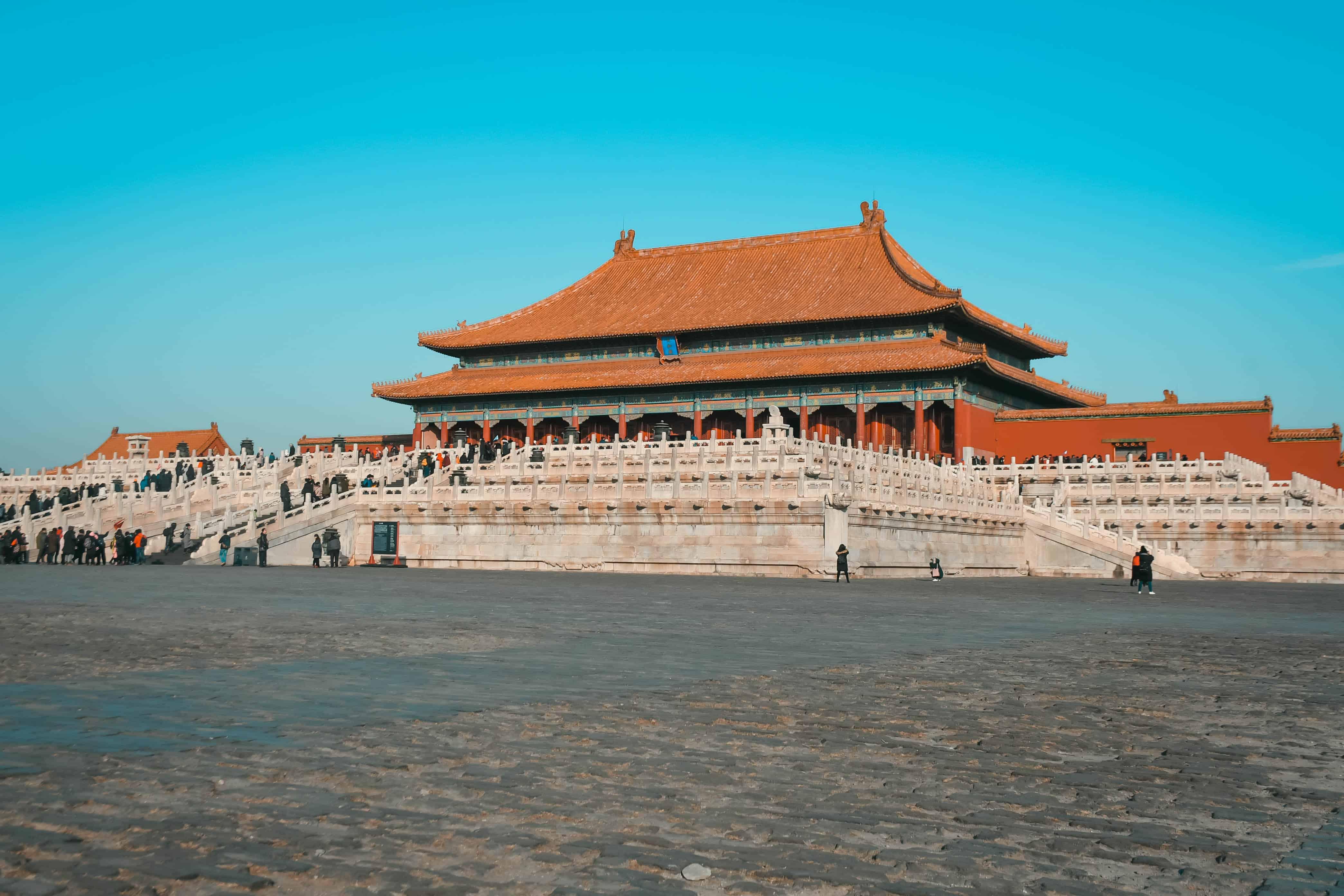 China Itinerary