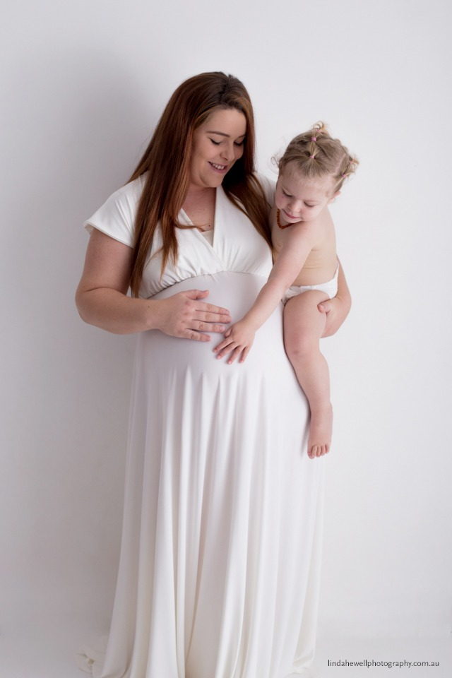 Maternity studio photographer Perth 001