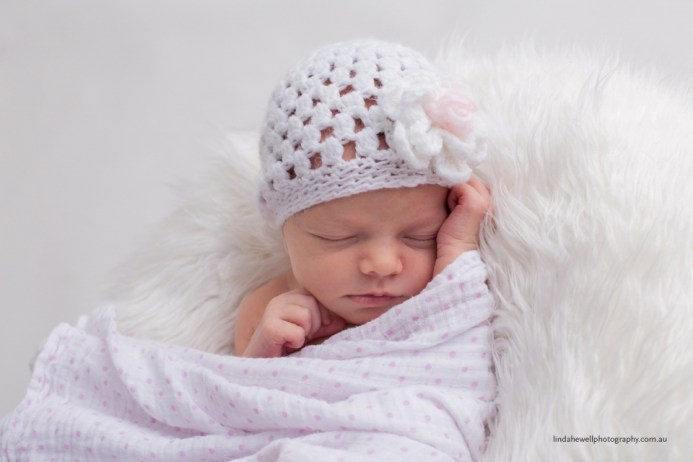Newborn baby studio Perth Photographer 010