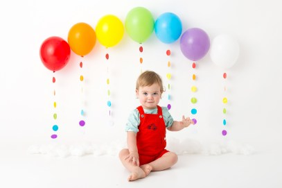 one year old photo shoot photography Perth baby studio