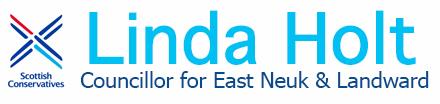 Linda Holt - Logo
