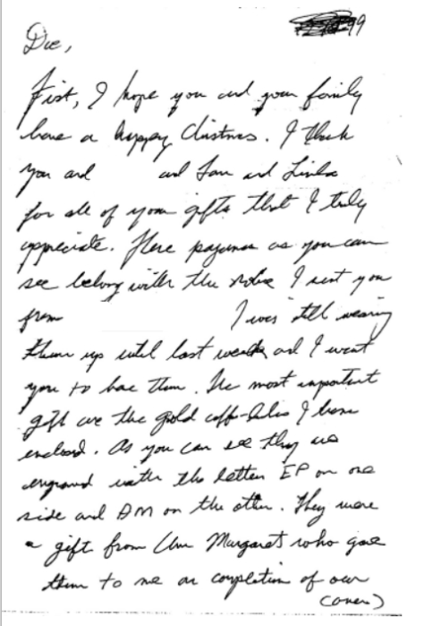 Jesse's cuff link letter to Hiinton cropped
