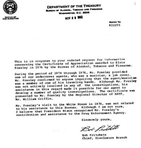 Federal letter 2nd response