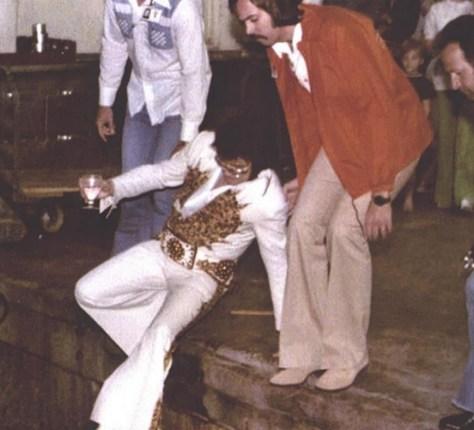 Susan's photos of Elvis in June, 1977 #2