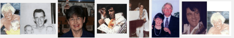 linda sigmond hood s debunked elvis photos Google Search