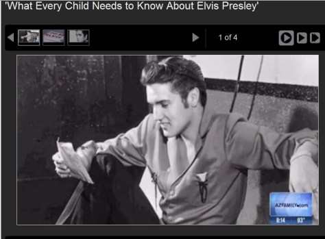 What Every Child Needs to Know About Elvis photo
