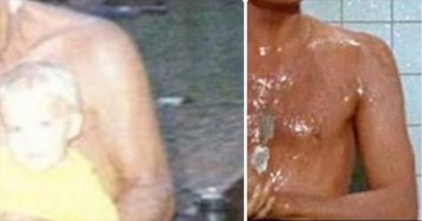 Jesse comparison to Elvis' left arm from Jon