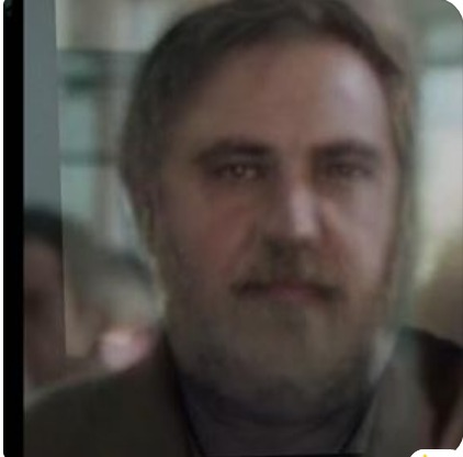 Mr. Grott overlay of man in Home Alone movie