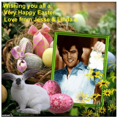 Andy's Easter card