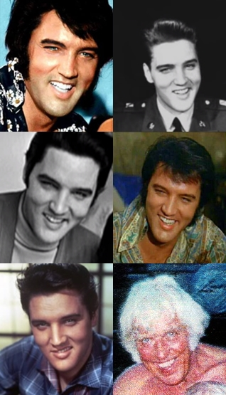 Jesse and Elvis