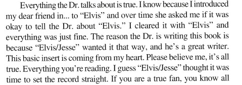 Excerpt from Terry's letter 3rd