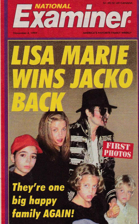 National Examiner November 4, 1997